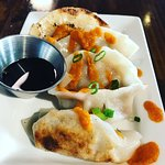 Kimchi Pork Potstickers (Special)
