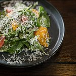 Citrus Spinach Salad from Sear