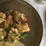 Pike-perch / Jerusalem artichokes / Potato - Lunch Menu Jan 2019