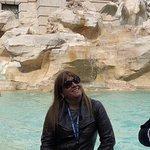 特萊維噴泉照片