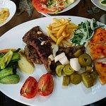 Syrian Palace dish