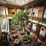 Casa Del Naranjo Restaurante