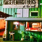 Seven Brothers Burgersの写真