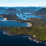 Aerial Tofino – Photo by: Todd Byrnes