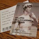 アカデミア美術館の写真