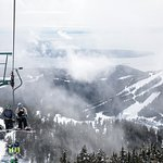 Cypress Mountain weekend camp in Vancouver, British Columbia. March 2018.