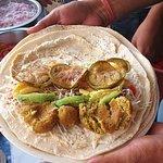 Foto de Ganga Laffa & Felafel Restaurant Pushkar