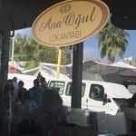 Ana Ogul lokantasi resmi