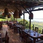 Foto de Le Chamarel Restaurant
