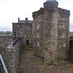 Photo of Blackness Castle