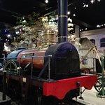 Foto van Het Spoorwegmuseum