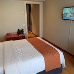 A nice double room