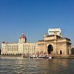 صورة فوتوغرافية لـ Gateway of India