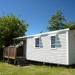 Camping de la Plage à Bénodet en Bretagne sud A 300 m de la mer Location de mobil-homes