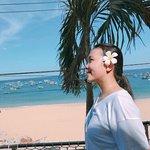 Nhoen Lý beach