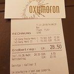 Photo of Oxymoron