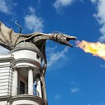 Bild från The Wizarding World of Harry Potter