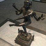 Nice statue at Louvre Abu Dhabi