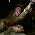 A realistic portrayal of a Soldier in the Gallipoli War.