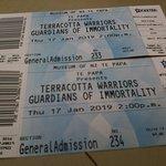 Te Papas presents Terracotta Warriors Guardians of Immortality