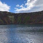 Kerid Crater Foto
