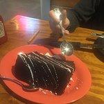 World's largest cake portion!