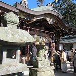 Bilde fra Rokusho Shrine