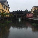 Foto van Japanese Covered Bridge