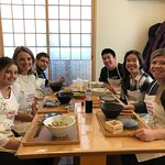 Cooking class with Ramen & Gyoza lovers!