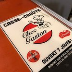 Photo de Casse-Croute Chez Gaston