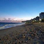 Caminhar na areia a qualquer hora do dia e da noite é uma experiência das mais estarrecedoras.