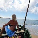 Seria como lavar a alma, sentar-se num dos barcos para a foto !!!