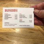 Foto de Bunsen