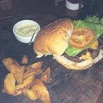 Opção de Hamburguer não vegetariano