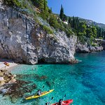 Explore the stunning natural setting on our Dubrovnik Kayak tour.