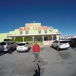 Area 51 Alien Travel Center Foto