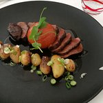 the duck dish