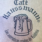 Foto de Cafe Haussmann