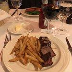 Keens Steakhouse resmi