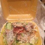 kebab on the corner照片