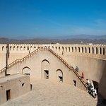 Billede af Nizwa-fæstningen