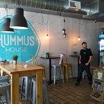 ภาพถ่ายของ The Hummus House