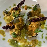 Local curried clams