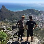 Foto van Table Mountain