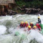 Adventurous White Water Rafting, Kithulgala #srilanka #tours #travel #adventure