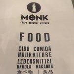 Foto de The Monk Brewery & Kitchen