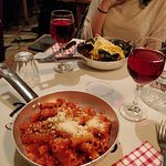 A quick look at Tonnarello's main pasta dishes.