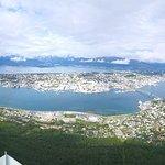 Fjellheisen Tromso Foto