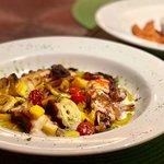 Marinado Quente de Polvo e camarão VG - Exclusividade Sol na Cozinha