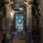 Inside The Samadhisvara Temple, Dedicated to Lord Shiva , Near Gaumukha Reservoir , in Chittaurgarh Fort ,Rajasthan